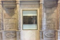 Gedenktafel im Foyer des Kölner Gesundheitsamts, Bild: Uli Kievernagel