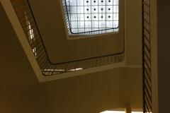 Treppenhaus im Bing-Haus, Bild: Uli Kievernagel