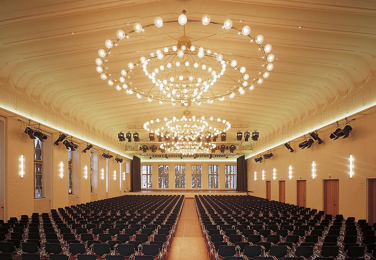 Großer Saal des Gürzenichs, Bild: Köln-Kongress