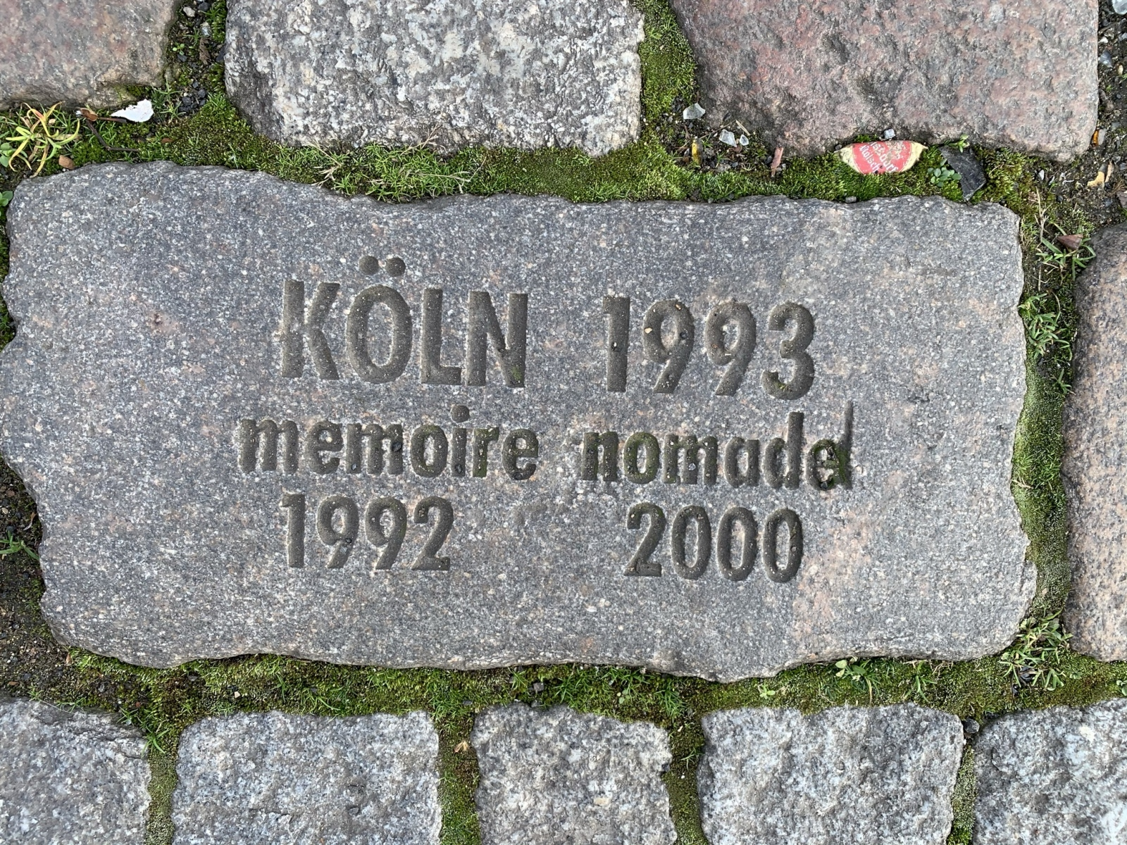"Das ""Kalte Eck"" in Köln am Rheinufer, Bild: Uli Kievernagel"