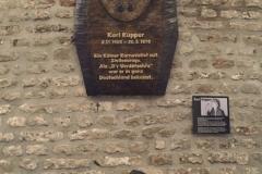 Gedenktafel Karl Küpper, Karl-Küpper-Preis, Bild: Gestalteratelier Werner Blum
