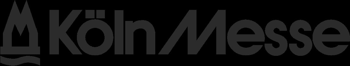 Das ehemalige (!)  Logo der KölnMesse