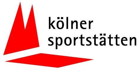 Der Dom im Logo der Kölner Sportstätten GmbH